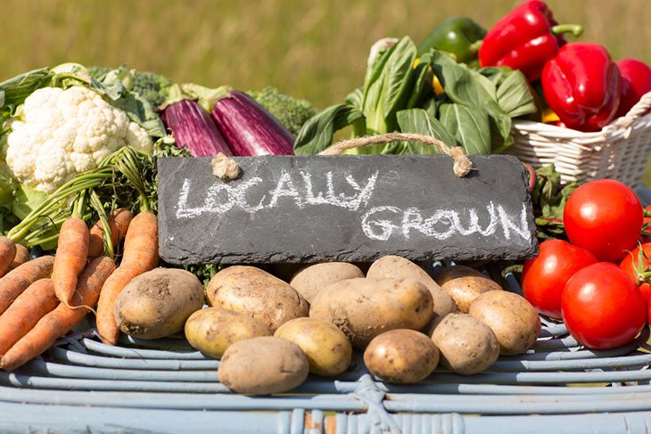 5 Ways to Eat Locally and Healthfully