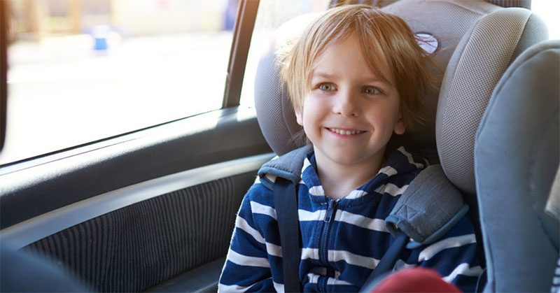 best car seat for 6 year old boy